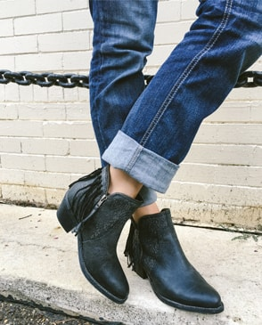 Fashion Boots for the Fall