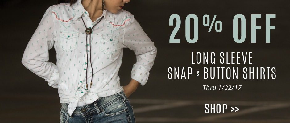 Shop 20% Off Women's Shirts!