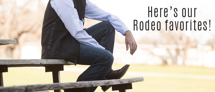 Rodeo Apparel and Footwear from D&D