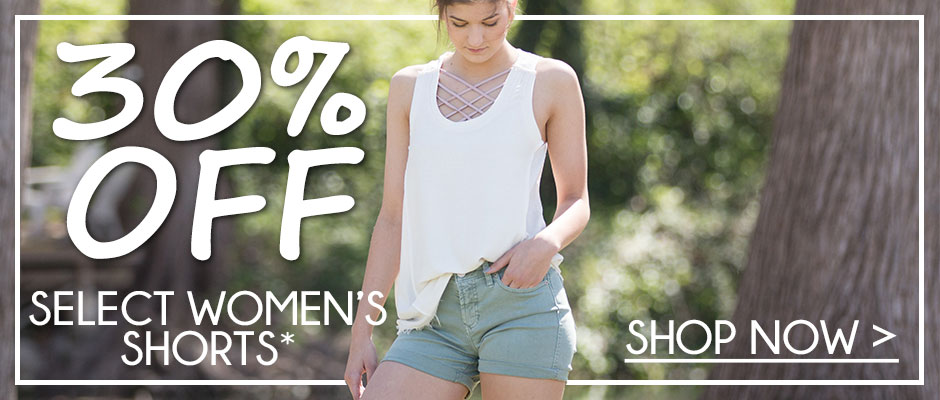 Shop Women's Shorts!