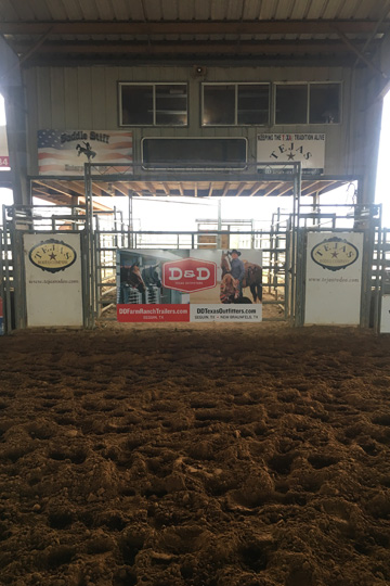 D&D Supports Tejas Rodeo 8