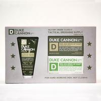Duke Cannon Tactical Grooming Supply Kit