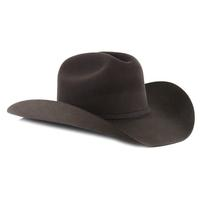 Resistol Men's George Strait Collection Charcoal Logan Hat
