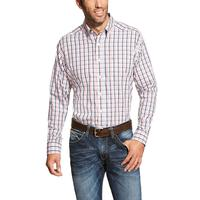 Ariat Men's Wrinkle Free Vallen Shirt