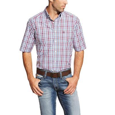 Ariat Men's Short Sleeve Austin Performance Shirt