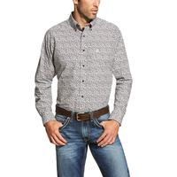 Ariat Men's Kinney Print Shirt