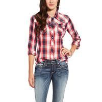 Ariat Women's Journey Snap Shirt