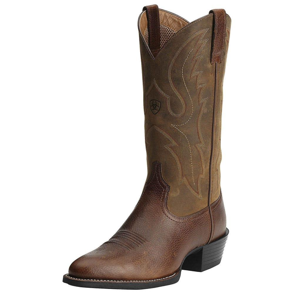 d d outfitters ariat s sport fiddle brown boots