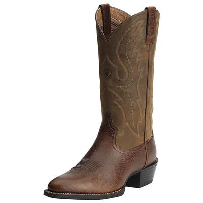 Ariat Men's Sport Fiddle Brown Boots