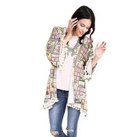 Double D Ranchwear Women's On the Road Kimono