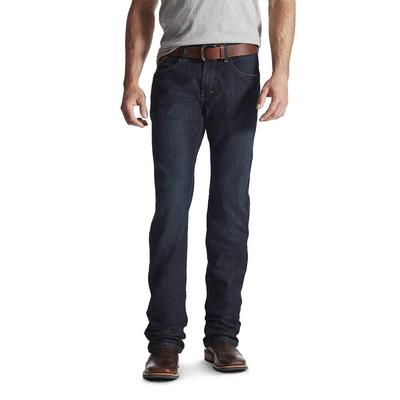 Ariat Men's M5 Rebar Slim Straight Jeans