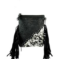 Montana West's Leather Fringe Crossbody