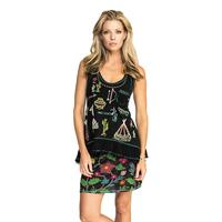Double D Ranchwear Women's Dancing Winds Tank Top