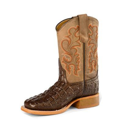 Anderson Bean Boy's Chocolate Nile Boots