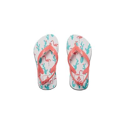 Reef Girl's Mini Reef Escape Prints Sandals