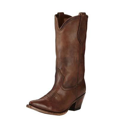 Ariat Women's Distressed Brown Josefina Boots