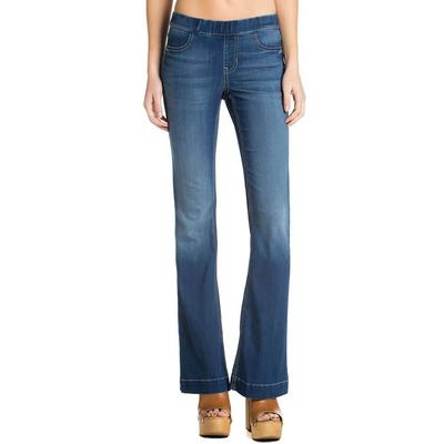 Cello Women's Medium Wash Flared Jeans