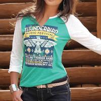 Cruel Girl Women's Thunderbird Raglan T-Shirt
