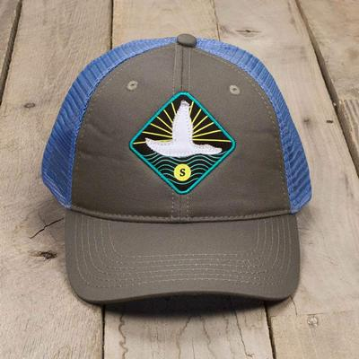 Southern Marsh Men's Flying Duck Trucker Cap