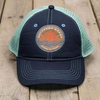Southern Marsh Men's Cattail Trucker Hat
