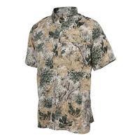 GameGuard Men's Camo Microfiber Shirt