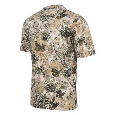 GameGuard Men's Camo Cotton T-Shirt