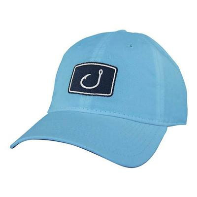 Avid Men's Classic Fishing Cap SKYBLUE