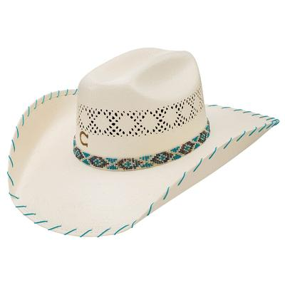 Charlie 1 Horse's Apache Jr Straw Hat