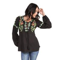 Double D Ranchwear Women's Buffalo Grass Top