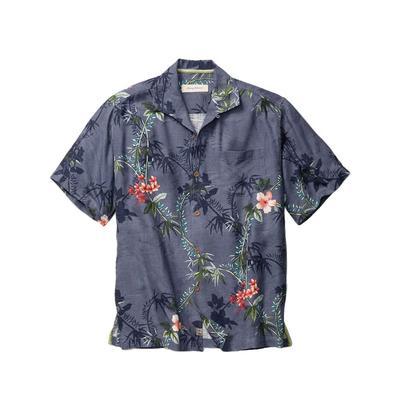 Tommy Bahama Men's Short Sleeve Volas Vineyard Camp Shirt