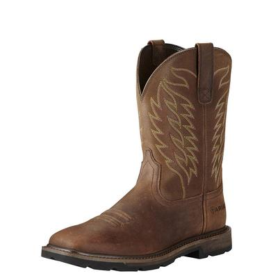 Ariat Men's Brown Groundbreaker Boot