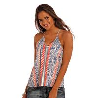 Panhandle Slim Women's Cutaway Tank Top