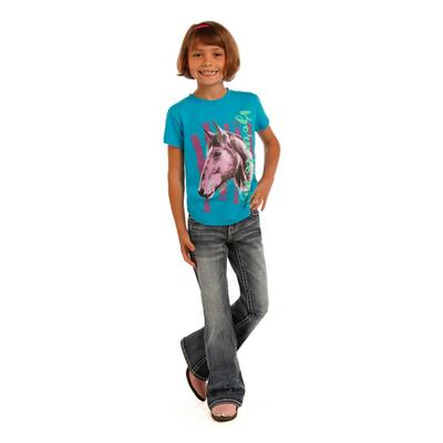 Panhandle Slim Girl's Rock & Roll Boot Cut Jeans