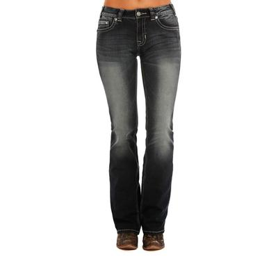 Panhandle Slim Women's Mid Rise Extra Stretch Jean
