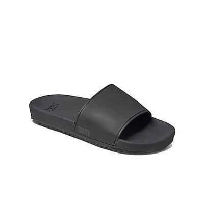 Reef Women's Black Reef Slidely Sandals
