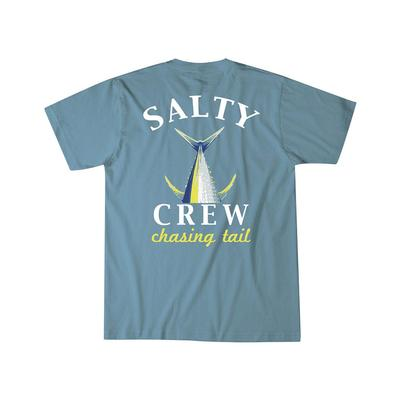 Salty Crew Men's Short Sleeve Chasing Tail Tee