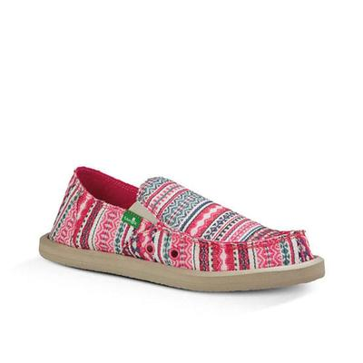 Sanuk Girl's Youth Lil Donna Blanket Shoes
