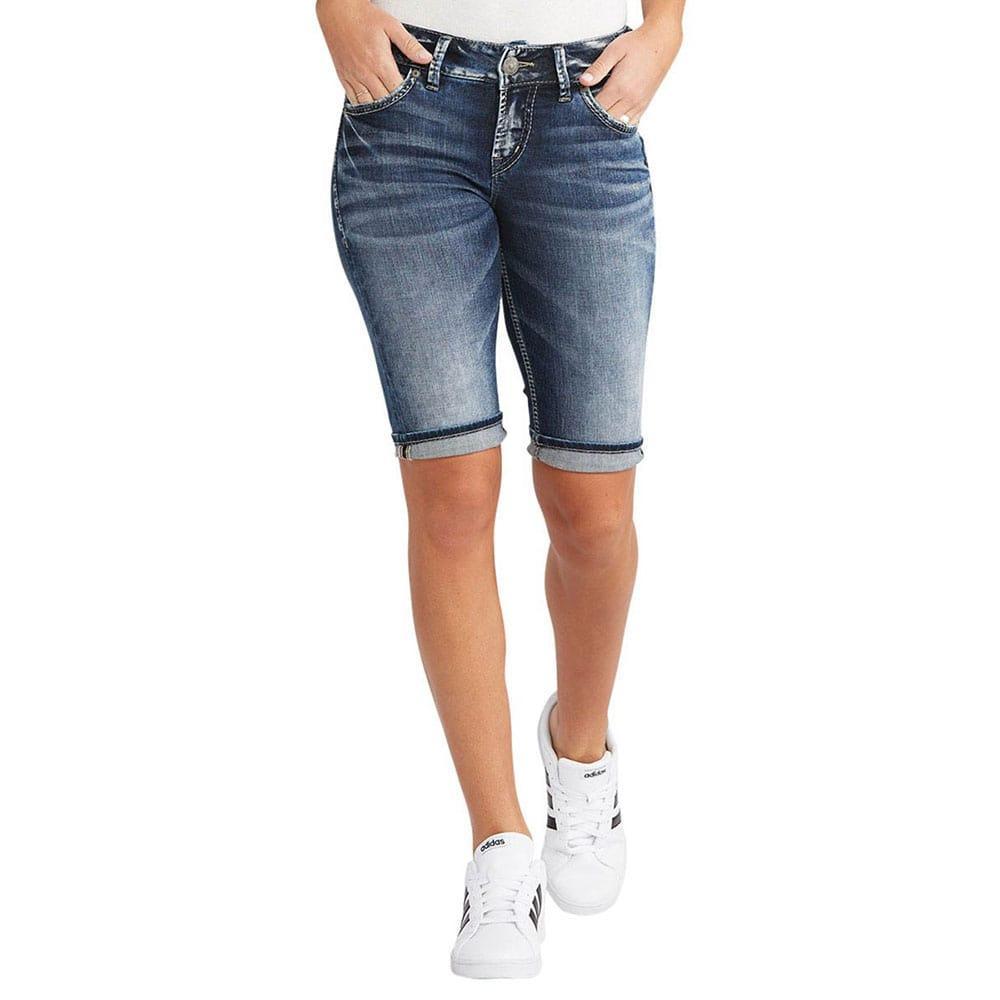 Bermuda Jeans Women