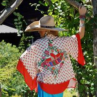 Tasha Polizzi Women's Mexico Kimono