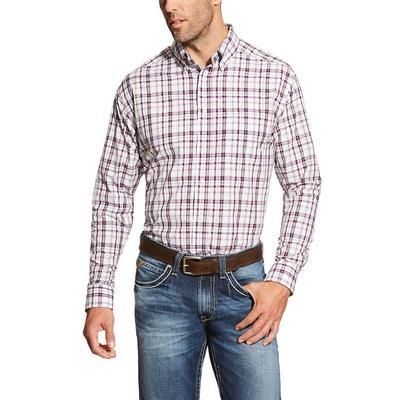 Ariat Men's Long Sleeve Franco Shirt