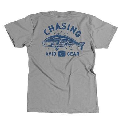 Avid Men's Short Sleeve Chasing Tail Tee