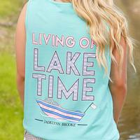 Jadelynn Brooke Women's On Lake Time Tank