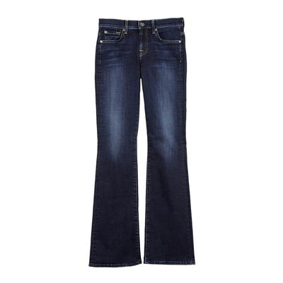 7 For All Mankind Women's Tailorless Boot Cut In Nouveau Ny Jeans