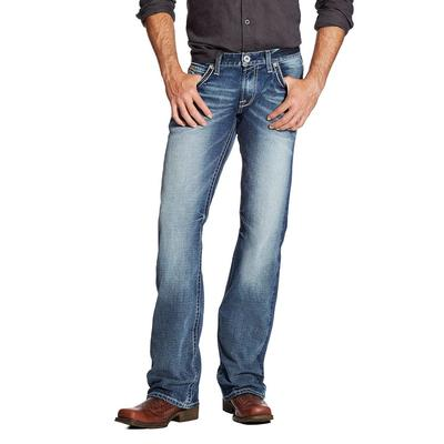 Ariat Men's M7 Swerve Rocker Boot Cut Jean