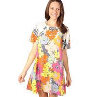 Uncle Frank Women's Floral Print Dress