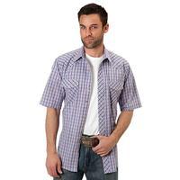 Roper Men's Big and Tall American Check Shirt