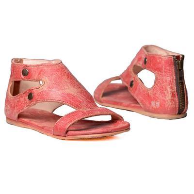 BedStu Women's Soto Sandal RED