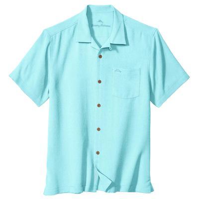 Tommy Bahama Men's Royal Bermuda Camp Shirt