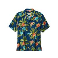 Tommy Bahama Men's Trikala Keys Camp Shirt