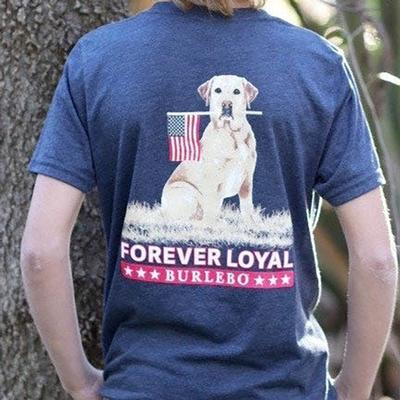 Burlebo Boy's Forever Loyal T- Shirt